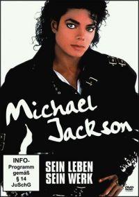 Cover Michael Jackson - Sein Leben - Sein Werk [DVD]